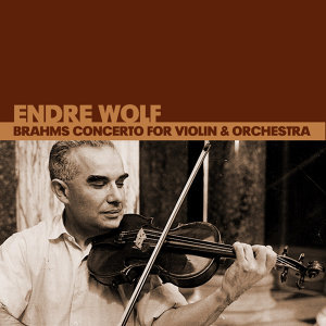 Brahms Concerto For Violin & Orchestra