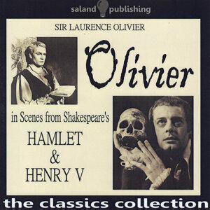 Olivier In Scenes From Shakespeare's Hamlet & Henry V
