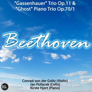 "Beethoven: ""Gassenhauer"" Trio Op.11 & ""Ghost"" Piano Trio Op.70/1"