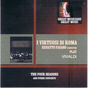 Great Musicians, Great Music: I Virtuosi di Roma Perform Vivaldi