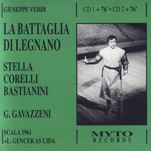 Giuseppe Verdi: La Battaglia Di Legnano