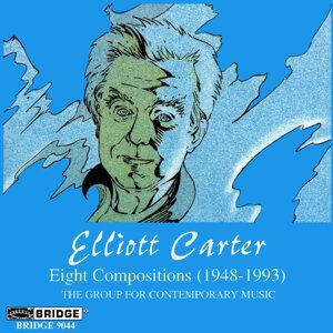 The Music of Elliott Carter, Vol. 2