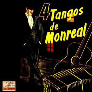 """Vintage Tango Nº 17 - EPs Collectors, """"4 Tangos De Monreal"""" """"Modernísimos"""""""