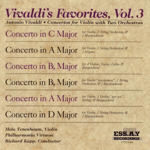 Vivaldi's Favorites -Vol.3