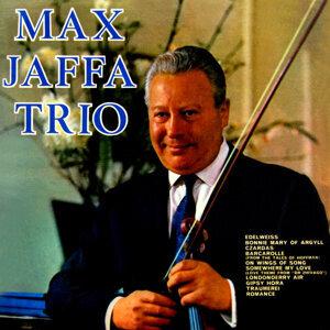 Max Jaffa Trio
