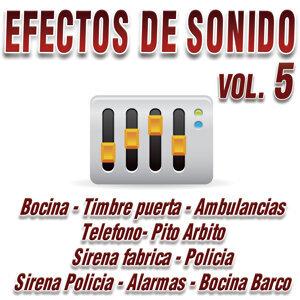 Efectos De Sonido Vol.5