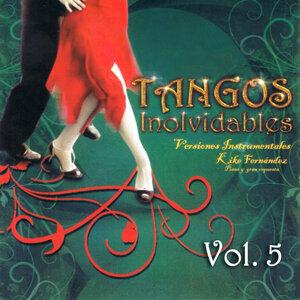 Tangos Inolvidables Instrumental Volume 5