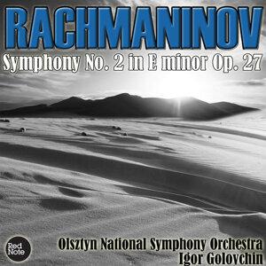 Rachmaninov: Symphony No. 2 in E minor Op. 27