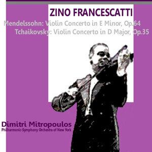 Mendelssohn: Violin Concerto in E Minor, Op. 64 - Tchaikovsky: Violin Concerto in D Major, Op. 35