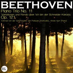 Beethoven: Piano Trio No. 11 'Variationen und Rondo über 'Ich bin der Schneider Kakadu', Op. 121