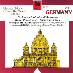 Classical Music Around The World: Germany (Beethoven, Brahms)