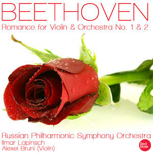 Beethoven: Romance for Violin & Orchestra No. 1 & 2