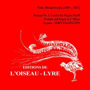 Mendelssohn Sonatas No. 1, 3 & 6