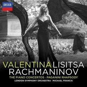 Rachmaninov: The Piano Concertos; Paganini Rhapsody (拉赫曼尼諾夫:鋼琴協奏曲全集 & 帕格尼尼主題狂想曲)