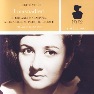 Giuseppe Verdi: I masnadieri