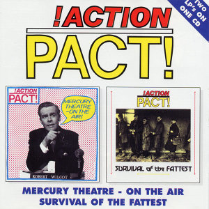 Mercury Theatre - On The Air / Survival Of The Fattest
