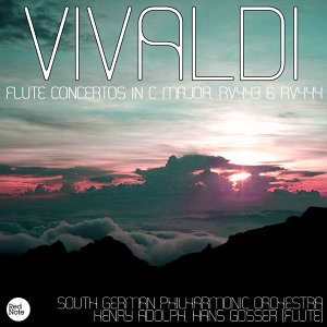 Vivaldi: Flute Concertos in C major, RV443 & RV444