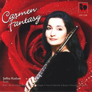 Bizet - Ravel - Debussy - Fauré - Ibert: Carmen Fantasy for Flute & Piano