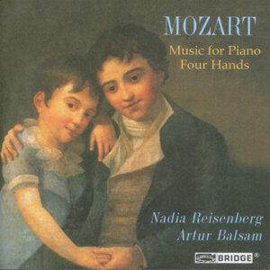Mozart: Piano Four Hands