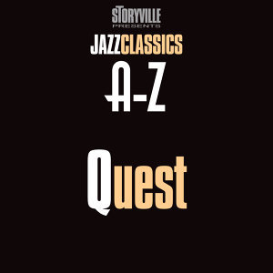 Storyville Presents The A-Z Jazz Encyclopedia-Q