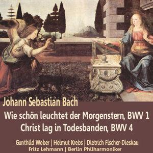 Bach: Wie schön leuchtet der Morgenstern, BWV 1 - Christ lag in Todesbanden, BWV 4