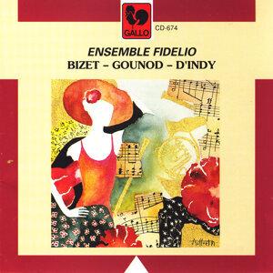 Charles Gounod: Petite Symphonie - Vincent d'Indy: Chanson et Danses - Georges Bizet: Jeux d'enfants (Children's Games) - Suite de Carmen (Carmen Suite)