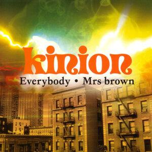 Everybody - Mrs. Brown