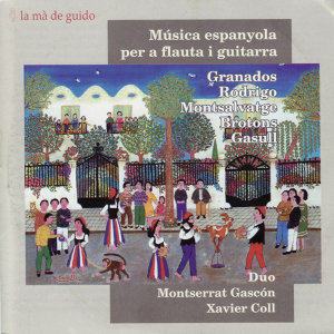 Spanish Music for Flute and Guitar
