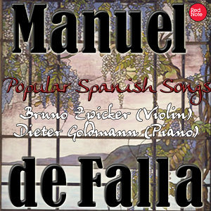 de Falla: Popular Spanish Songs