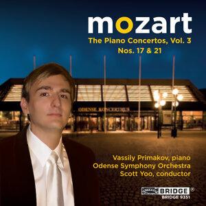 Mozart: The Piano Concertos, Vol. 3
