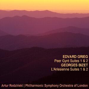 Grieg: Peer Gynt Suites 1 & 2; Bizet: L'Arlesienne Suites 1 & 2