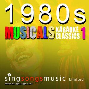 1980s Musicals - Karaoke Classics Volume 1