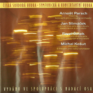 Contemporary Czech Music - Symphonic And Concerto Music