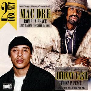 Mac Dre: Romp in Peace / Johnny Ca$h: Thizz in Peace