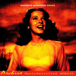 Kathryn Grayson Sings