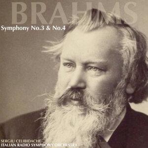 Brahms: Symphony No. 3 & Symphony No. 4