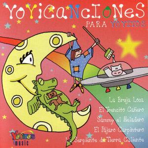 Yoyi Canciones Para Yoyitos