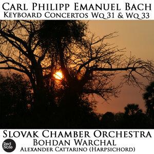 Bach: Keyboard Concertos Wq 31 & Wq 33