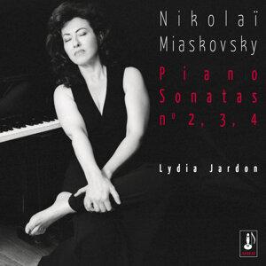 Nikolaï Miaskovsky - Piano Sonatas n°2, 3, 4