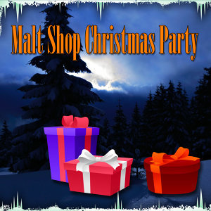 Malt Shop Christmas Party