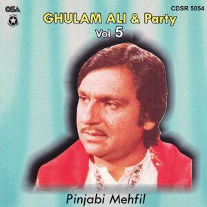 Punjabi Mehfil Volume 5