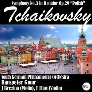 """Tchaikovsky: Symphony No.3 in D major Op.29 """"Polish"""""""