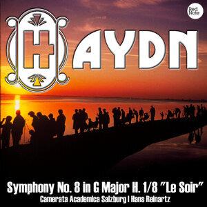 "Haydn: Symphony No. 8 in G Major H. 1/8 ""Le Soir"""