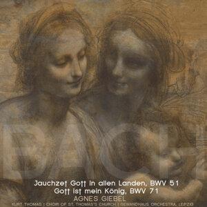 Bach: Jauchzet Gott in allen Landen BWV 51  - Gott is mein König BWV 71