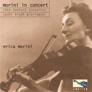 Morini in Concert: 19th century concertos
