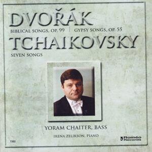 Dvorak / Tchaikovsky: Songs