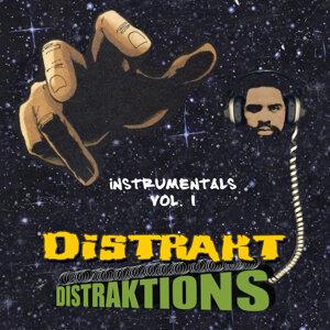 Distraktions Instrumentals Vol 1.