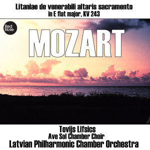 Mozart: Litaniae de venerabili altaris sacramento K. 243