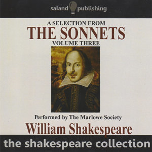 A Selection From The Sonnets Volume Three by William Shakespeare