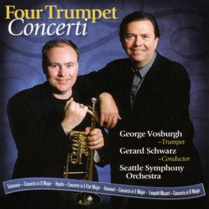 Four Trumpet Concerti